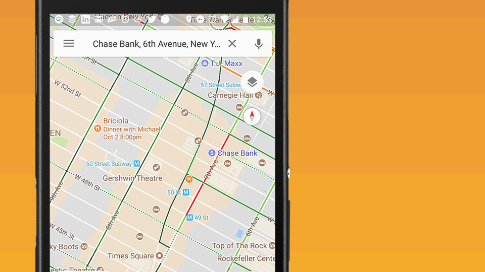 Google Maps Shows You Where Those Calendar Appointments Are via @maphappy