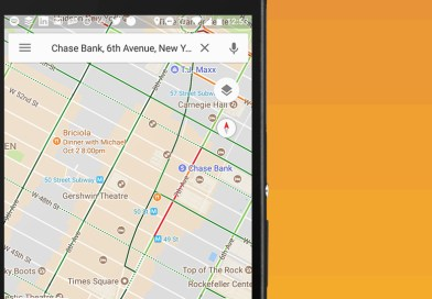 Google Maps Shows You Where Those Calendar Appointments Are