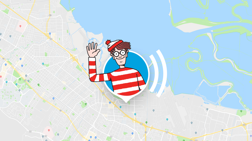 "Google Maps Launches ""Where's Waldo?"" Game via @maphappy"