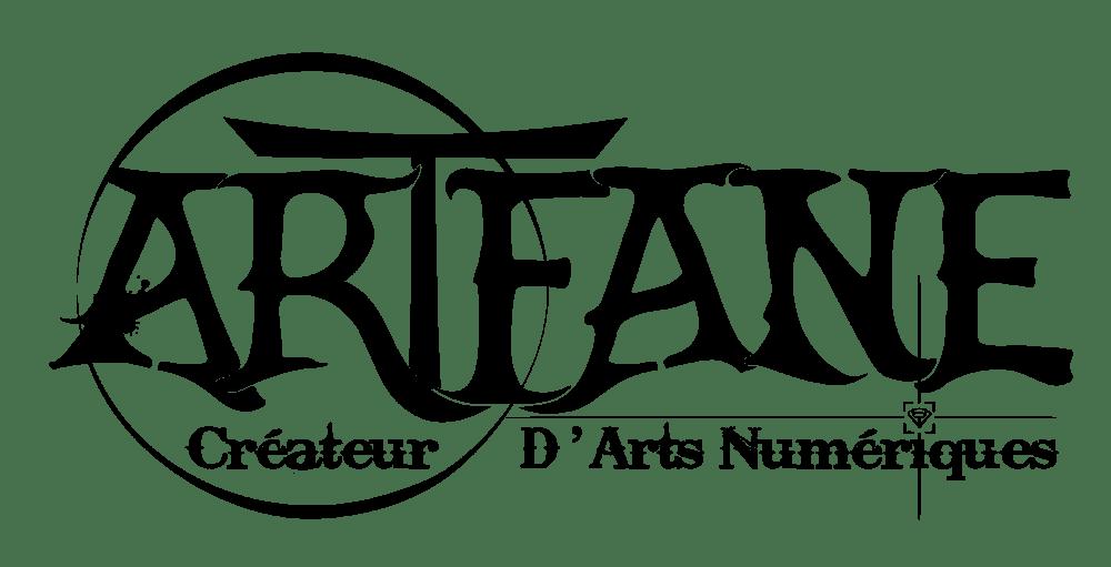 Logo partenaire vidéo Artfane