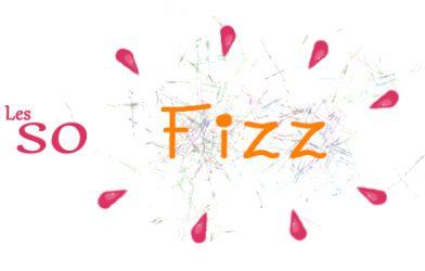 Logo de l'association Les SoFizz pour l'animation d'ateliers sur mesure