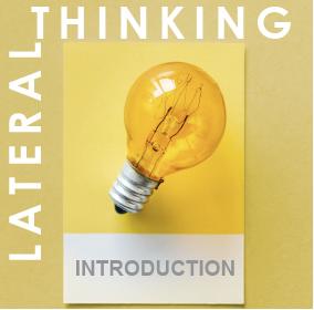 Pensamiento Lateral. Introducción