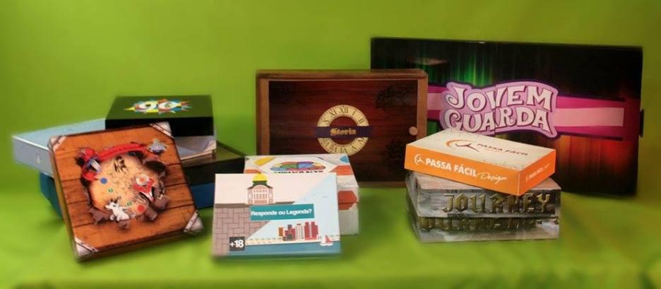 Board Game Fucapi - Mapingua Nerd (1)