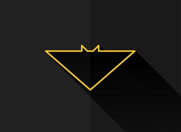 Designer amazonense recria símbolos de super-heróis em versões minimalistas