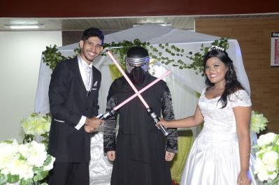 Casamento - Star Wars Manaus (1)