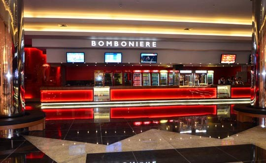 Tem meia entrada todo dia em cinema de Manaus, sim