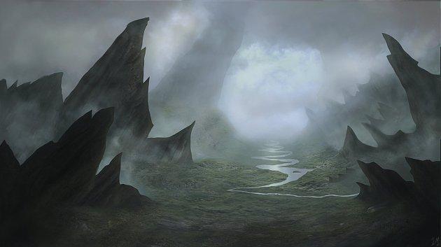 landscape___fantasy___dark_valley_by_sinate-d6fsxvr