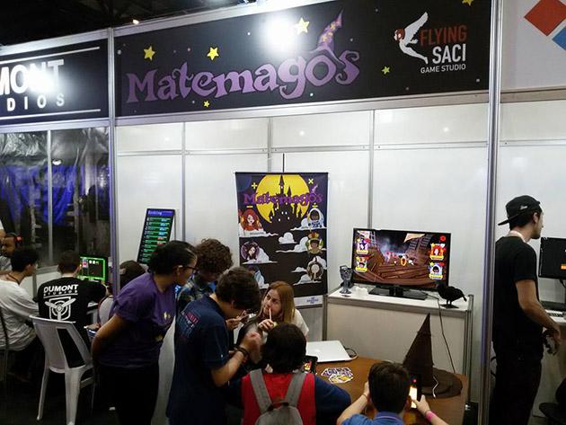 matemago-stand