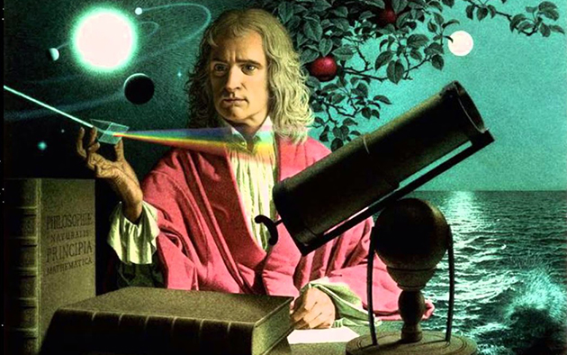 Estudante manauara recria telescópio de Newton
