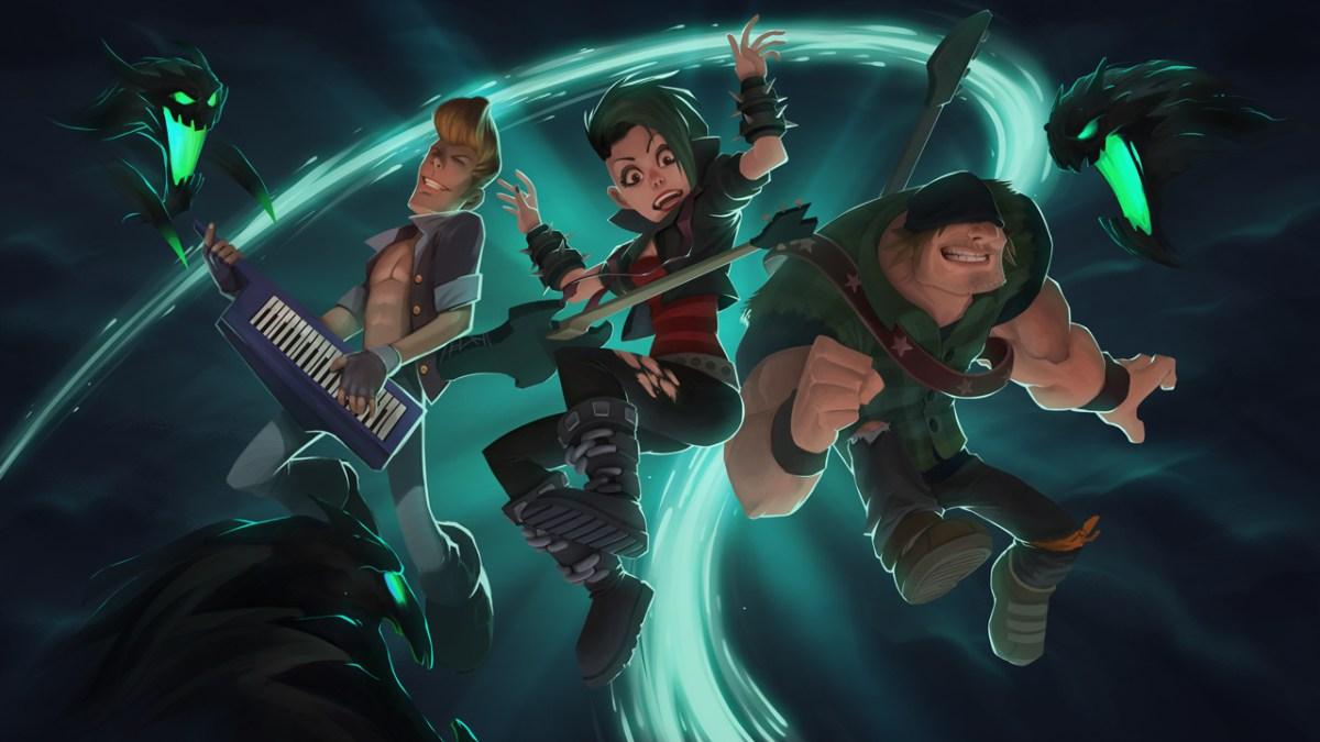 Black River Studios traz novo conceito de game musical em Rock & Rails para VR