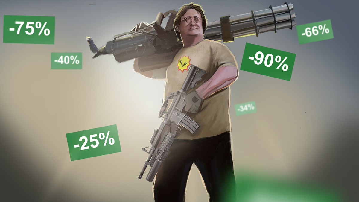 As melhores pechinchas da Summer Sale do Steam