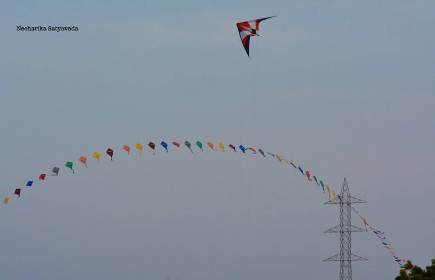 Kites_Indian Festivals