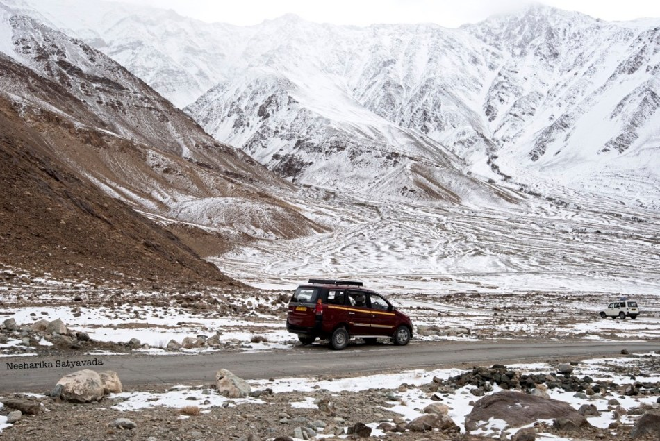 Driving through a white Ladakh.jpeg