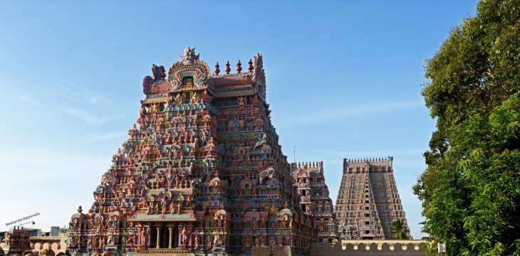 Weekend Getaways from Chennai_Trichy_Srirangam Temple.jpg