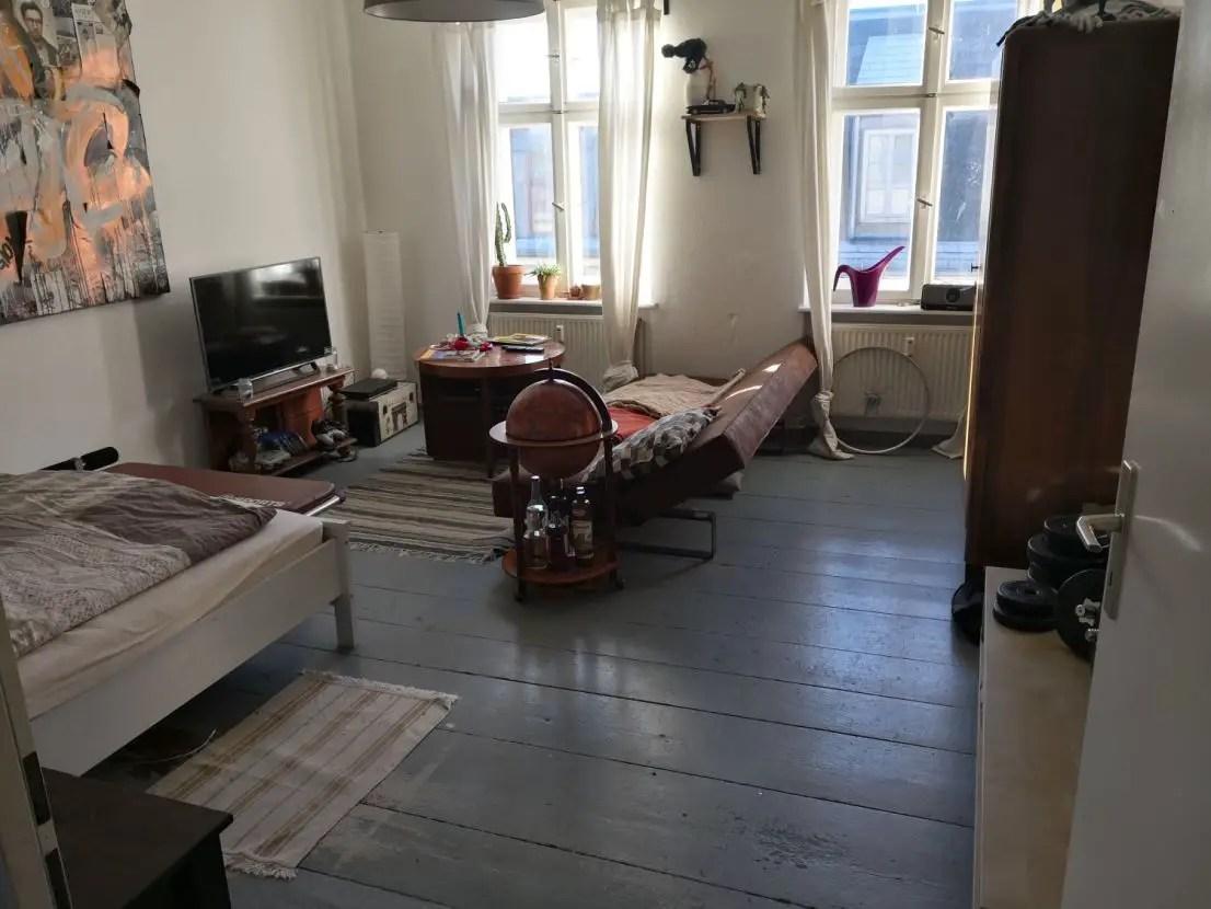 1-Zimmer Wohnung zu vermieten, Schönerlinder Straße 7, 12557 Berlin