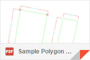 DXF - Sample Polygon Layer