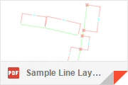DXF - Sample Line Layer