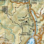 New Zealand - Topographic Map