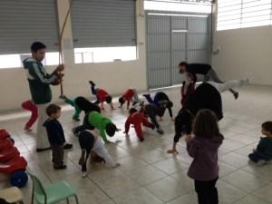 capoeira day 9
