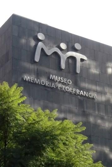 """""""Museo Memoria y Tolerancia"""": fotografía vía Flickr por laap mx. En: https://flic.kr/p/8Le9da"""