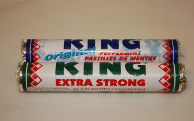 King Original Peppermints