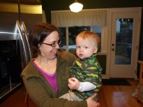 Dancing with Aunt Jen