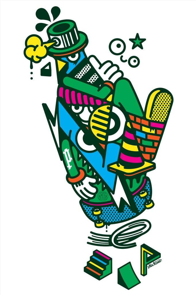 Mr-Kone-New-Era-Perrier Maple Mag