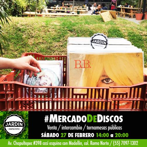 mercado-de-discos Maple Mag
