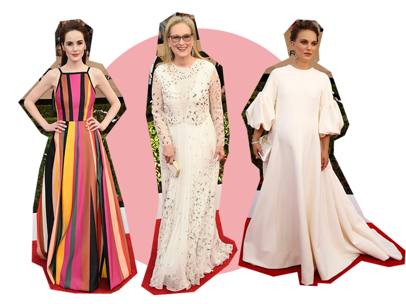 BEST LOOKS: SAG AWARDS 2017