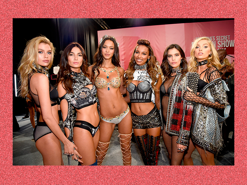 VICTORIA'S SECRET – FASHION SHOW SHANGHAI 2017