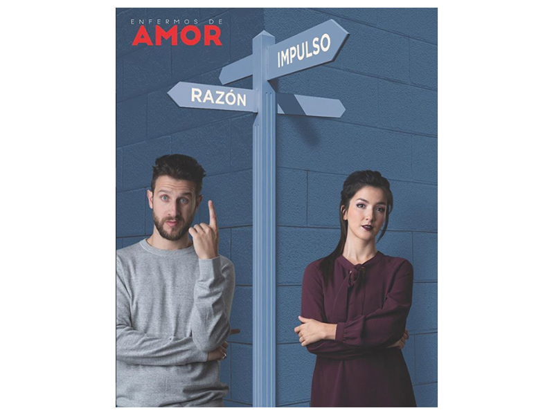 ENFERMOS DE AMOR