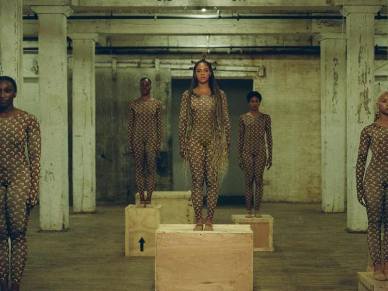 ALREADY de Beyoncé | Una editorial de moda en un video
