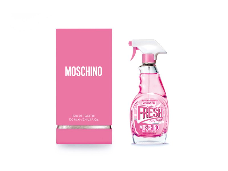 Pinky Fresh Couture de Moschino