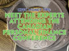 Meet The Experts Attending The Canadian Personal Finance Conference