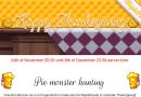 2016 感恩節 打派換獎品