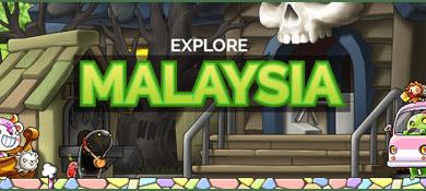 #60 更新情報 開放馬來西亞地圖