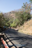 walking down to Tepozltan