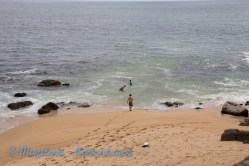 Beach of Acapulco