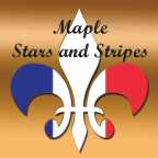 Maple Stars and Stripes