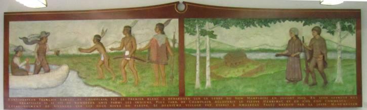 ACGS mural