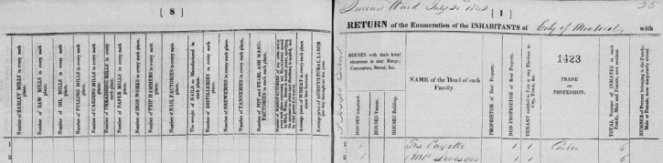 1842 census from FamilySearch