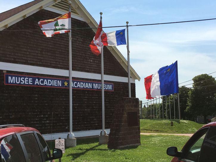 Acadian Museum in Miscouche