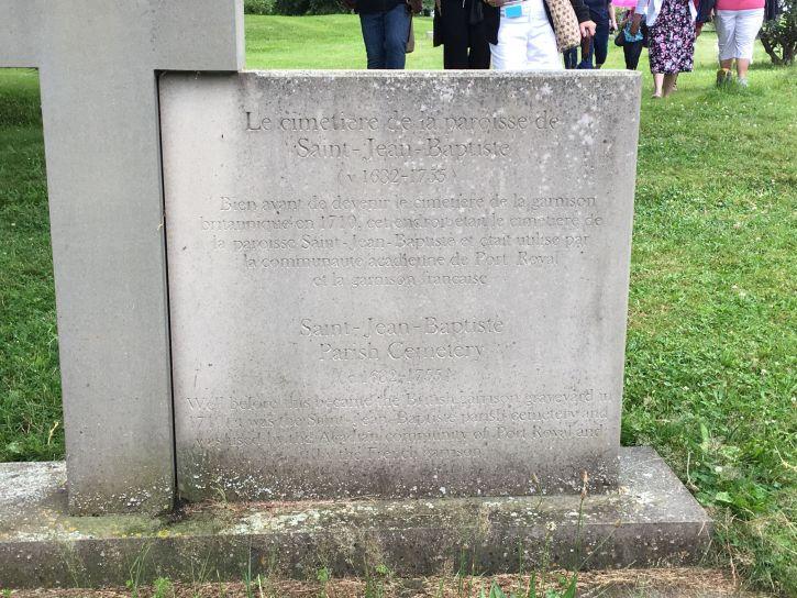 Saint-Jean-Baptiste Parish Cemetery
