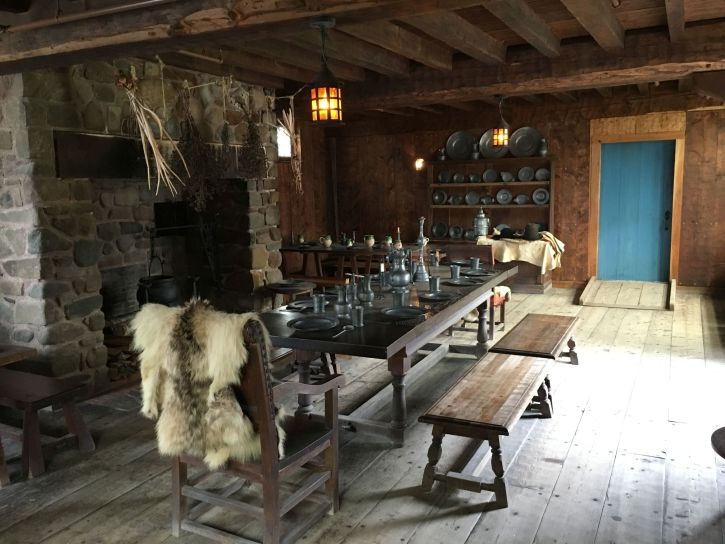 Port Royal dining room