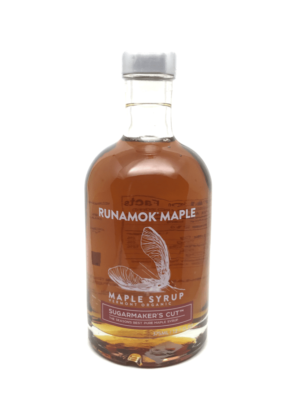 Runamok Sugarmaker's Cut Maple Syrup Front
