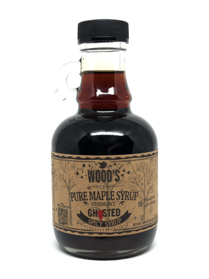 Wood's Ghosted Maple Syrup