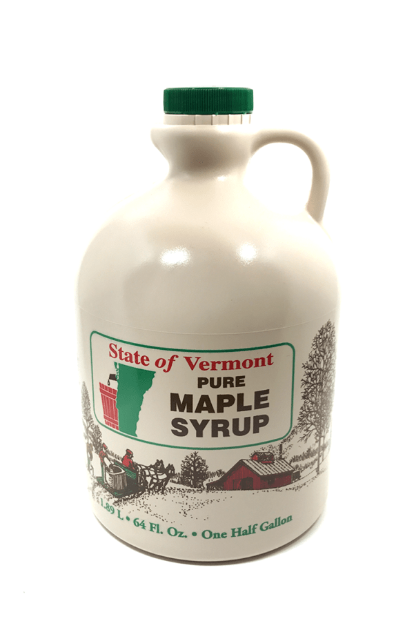 Wood's Pure Maple Sirup Jug 1890ml