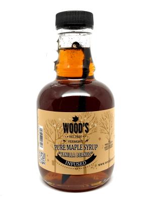 Wood'ss Vanilleschote Ahornsirup