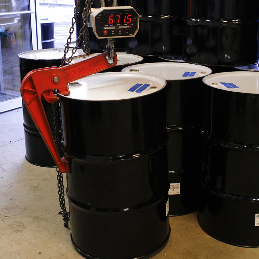 Runamok Maple Syrup Barrel 55 Gallons