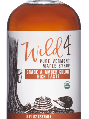Wild4 Pure Amber Maple Syrup